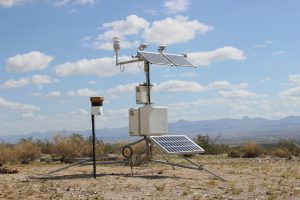 GroundWork's MET Stations for Solar Resource Assessment